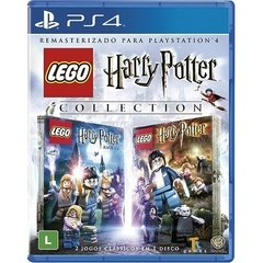 LEGO HARRY POTTER COLLECTION WARNER - PS4