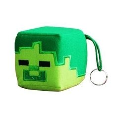 CHAVEIROS DE PELÚCIA MINECRAFT - ZR TOYS - Magic Games