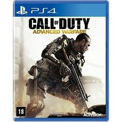 CALL OF DUTY ADVANCED WARFARE ACTIVISION - PS4