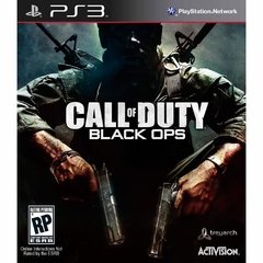 CALL OF DUTY BLACK OPS ACTIVISION - PS3