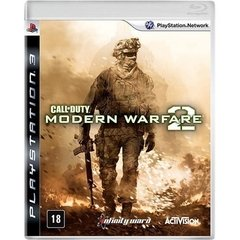 CALL OF DUTY MODERN WARFARE 2 ACTIVISION - PS3