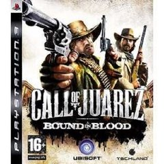 CALL OF JUAREZ BOUND IN BLOOD UBISOFT - PS3