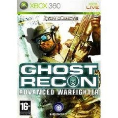 TOM CLANCY'S GHOST RECON ADVANCED WARFIGHTER UBISOFT - XBOX 360