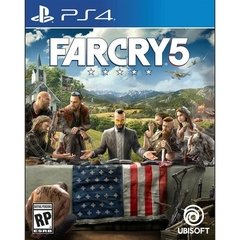 FARCRY 5 UBISOFT - PS4