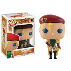CAMMY STREET FIGHTER POP! - FUNKO