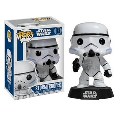 STORMTROOPER STAR WARS BOBBLE HEAD POP! - FUNKO