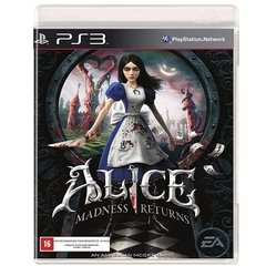 ALICE MADNESS RETURNS EA - PS3