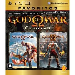 GOD OF WAR COLLECTION SONY - PS3