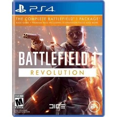 BATTLEFIELD 1 REVOLUTION EA - PS4