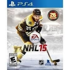 NHL 15 EA - PS4