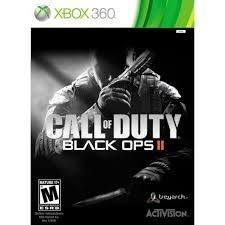 CALL OF DUTY BLACK OPS II ACTIVISION - X360