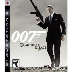 007 QUANTUM OF SOLACE - PS3 - comprar online