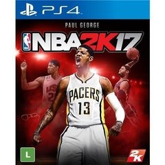 NBA 2K17 2K GAMES - PS4