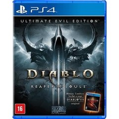 DIABLO 3: ULTIMATE EVIL EDITION BLIZZARD - PS4