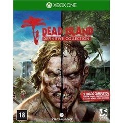 DEAD ISLAND: DEFINITIVE COLLECTION DEEP SILVER - XBOX ONE