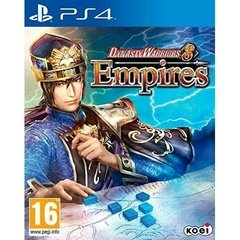 DYNASTY WARRIORS 8: EMPIRES KOEI - PS4