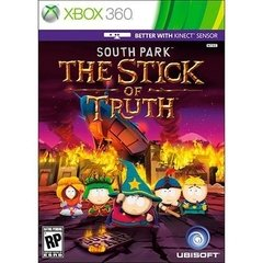 SOUTH PARK THE STICK OF TRUTH UBISOFT - X360