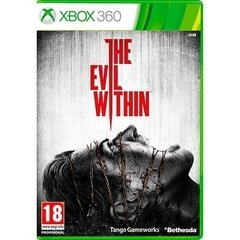 THE EVIL WITHIN BETHESDA - X360