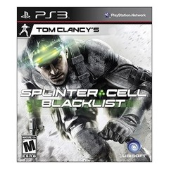TOM CLANCY'S SPLINTER CELL BLACKLIST UBISOFT - PS3