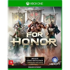 FOR HONOR UBISOFT - XBOX ONE