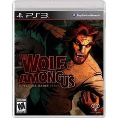 THE WOLF AMONG US TELLTALE - PS3 - comprar online