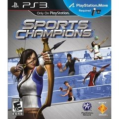 SPORTS CHAMPIONS SONY - PS3 - comprar online