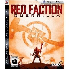 RED FACTION: GUERRILLA THQ - PS3