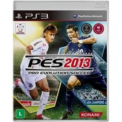 PRO EVOLUTION SOCCER (PES) 2013 KONAMI - PS3