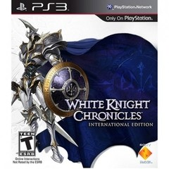 WHITE KNIGHT CHRONICLES: INTERNATIONAL EDITION SONY - PS3
