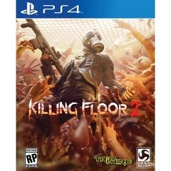 KILLING FLOOR 2 DEEP SILVER - PS4