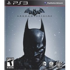 BATMAN ARKHAM ORIGINS WARNER - PS3