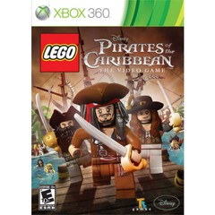 LEGO PIRATES OF THE CARIBBEAN DISNEY - XBOX 360