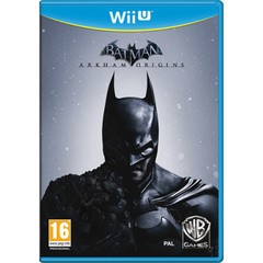 BATMAN: ARKHAM ORIGINS WARNER - WII U