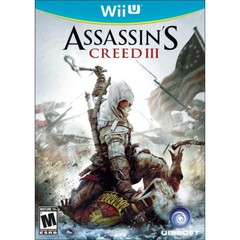 ASSASSINS CREED III UBISOFT - WII U
