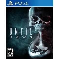 UNTIL DAWN SONY - PS4