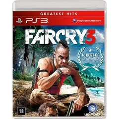 FARCRY 3 UBISOFT - PS3