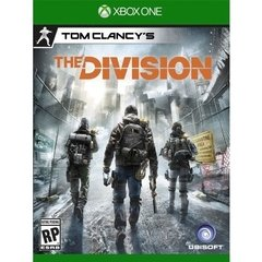 TOM CLANCY'S THE DIVISION UBISOFT - XBOX ONE