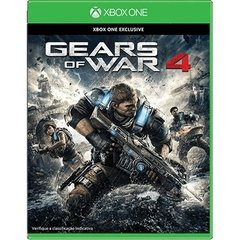 GEARS OF WAR 4 MICROSOFT - XONE