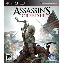 ASSASSIN'S CREED III UBISOFT - PS3