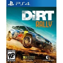 DIRT RALLY CODEMASTERS - PS4