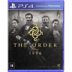 THE ORDER 1886 READY AT DAWN - PS4