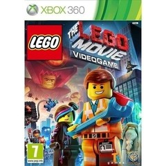 THE LEGO MOVIE VIDEOGAME WARNER BROS - XBOX 360