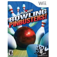 AMF BOWLING PINBUSTERS! ZENIMAX - WII
