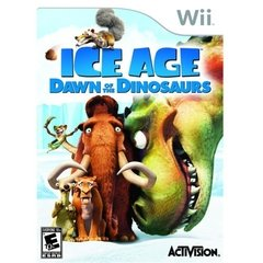 ICE AGE: DAWN OF THE DINOSAURS ACTIVISION - WII