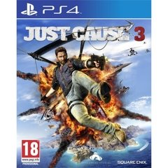 JUST CAUSE 3 SQUARE - PS4