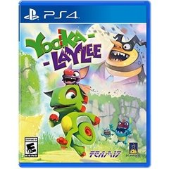 YOOKA-LAYLEE PLAYTRONIC - PS4