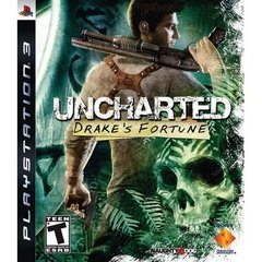 UNCHARTED DRAKE'S FORTUNE NAUGHTY DOG - PS3