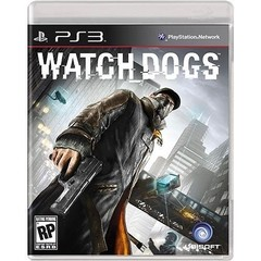 WATCH DOGS UBISOFT - PS3