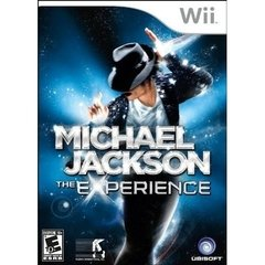 MICHAEL JACKSON THE EXPERIENCE UBISOFT - WII