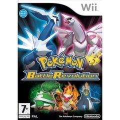 POKÉMON BATTLE REVOLUTION NINTENDO - WII